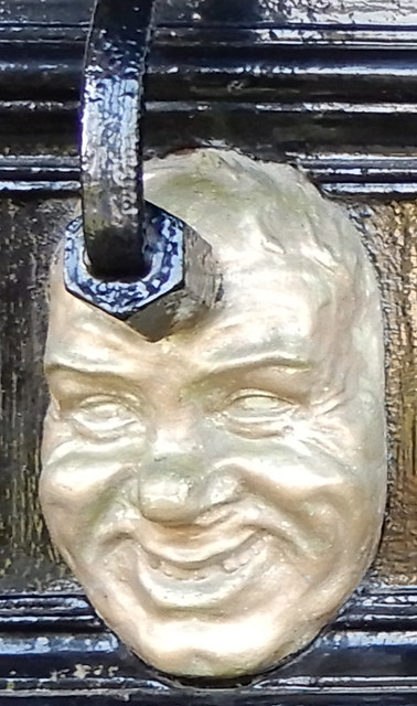 Walton Hall Door Knockers - Happy Face