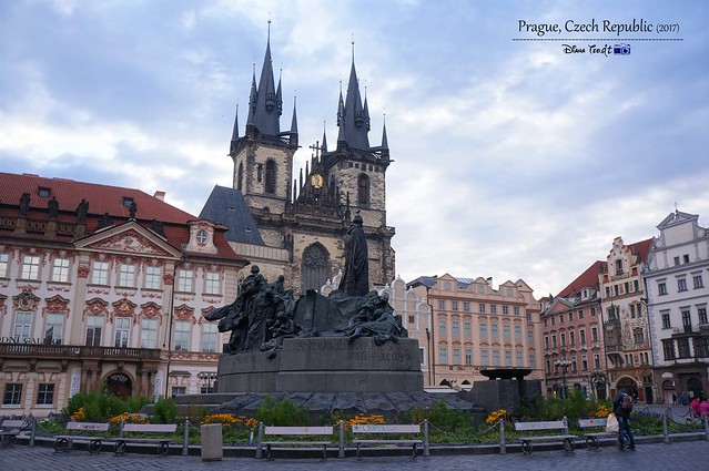 2017 Europe Prague 03 Prague Old Town Square