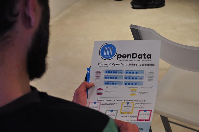 Open Data Day 2018