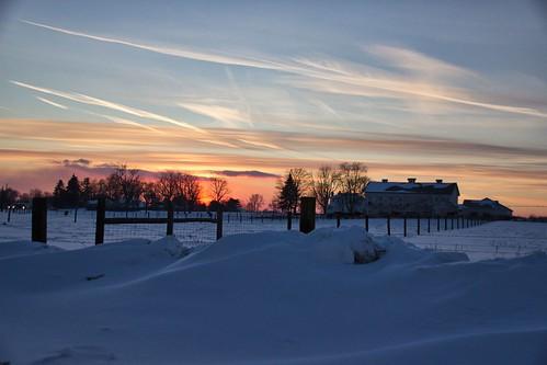 20180109_Winter Sunset
