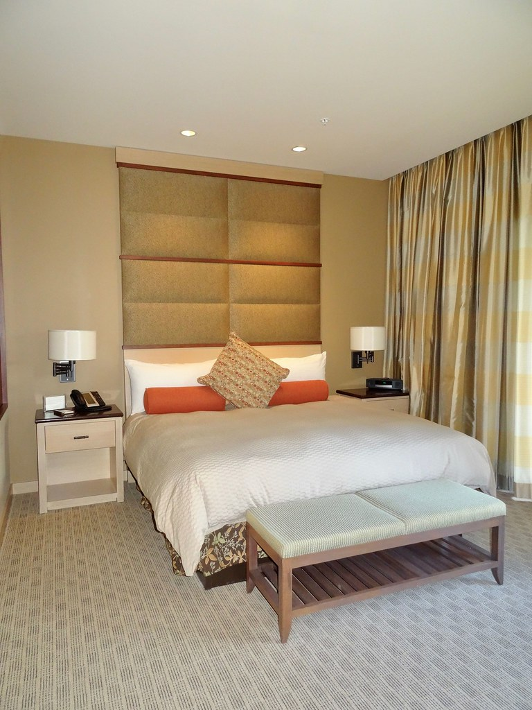 Guestroom at The Allison Inn & Spa