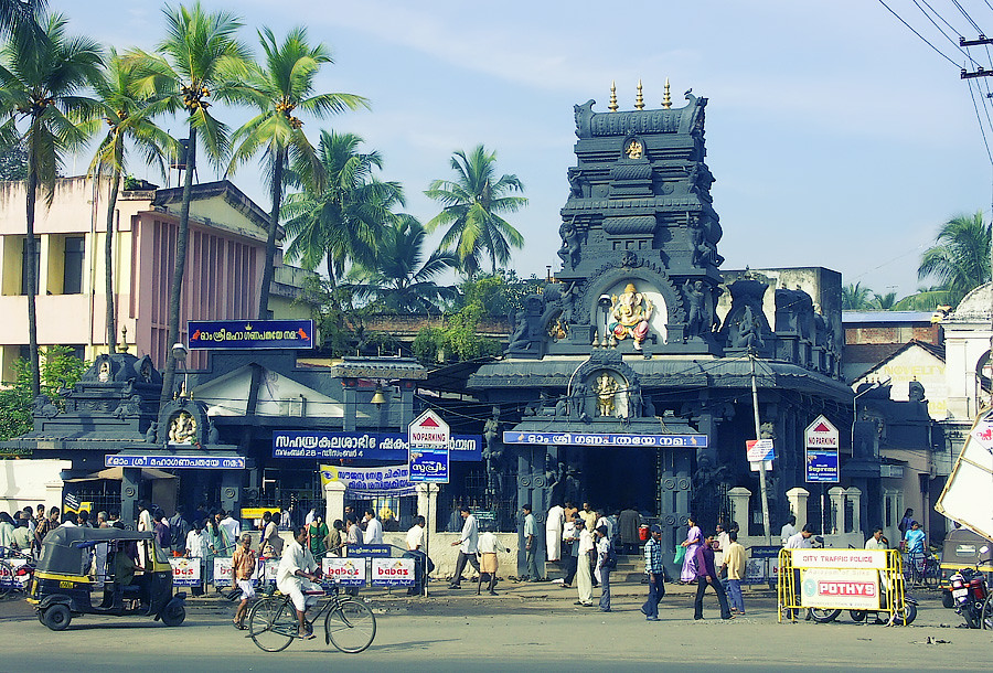 Старый Тривандрум, Керала © Kartzon Dream - авторские путешествия, авторские туры в Индию, тревел видео, фототуры