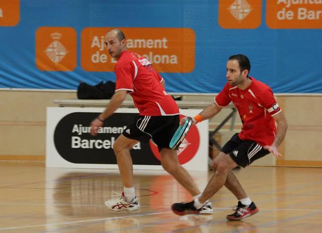 Copa Europa Tamborí Indoor 2014