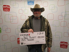 Bruce Philpott - $50,000 - Powerball - Nampa - Albertsons