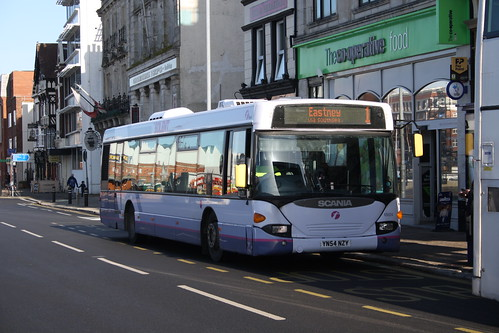 First Hampshire & Dorset 65024 YN54NZY