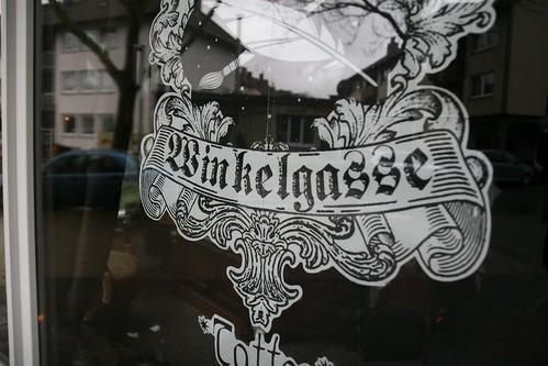 Winkelgasse Bochum