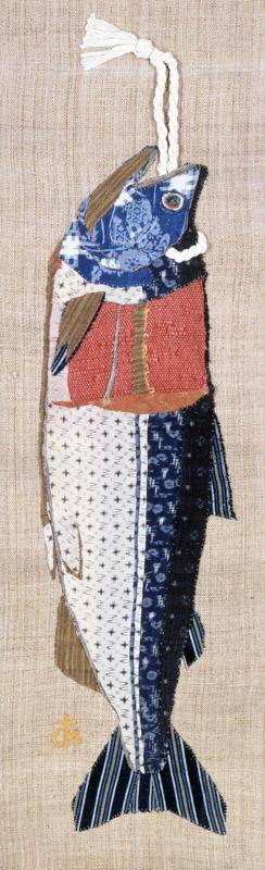 《しゃけ》(1973年、豊田市美術館蔵)