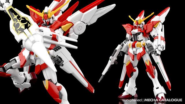 HGBF Gundam M91