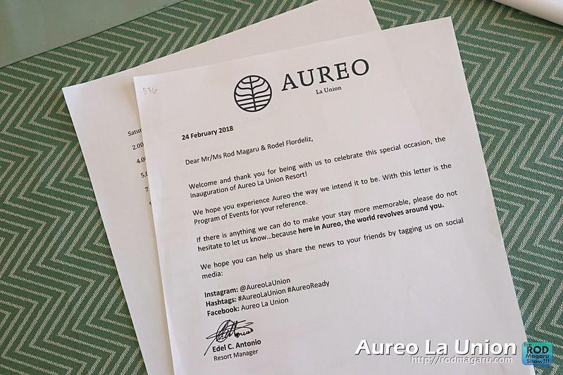 Aureo La Union 21