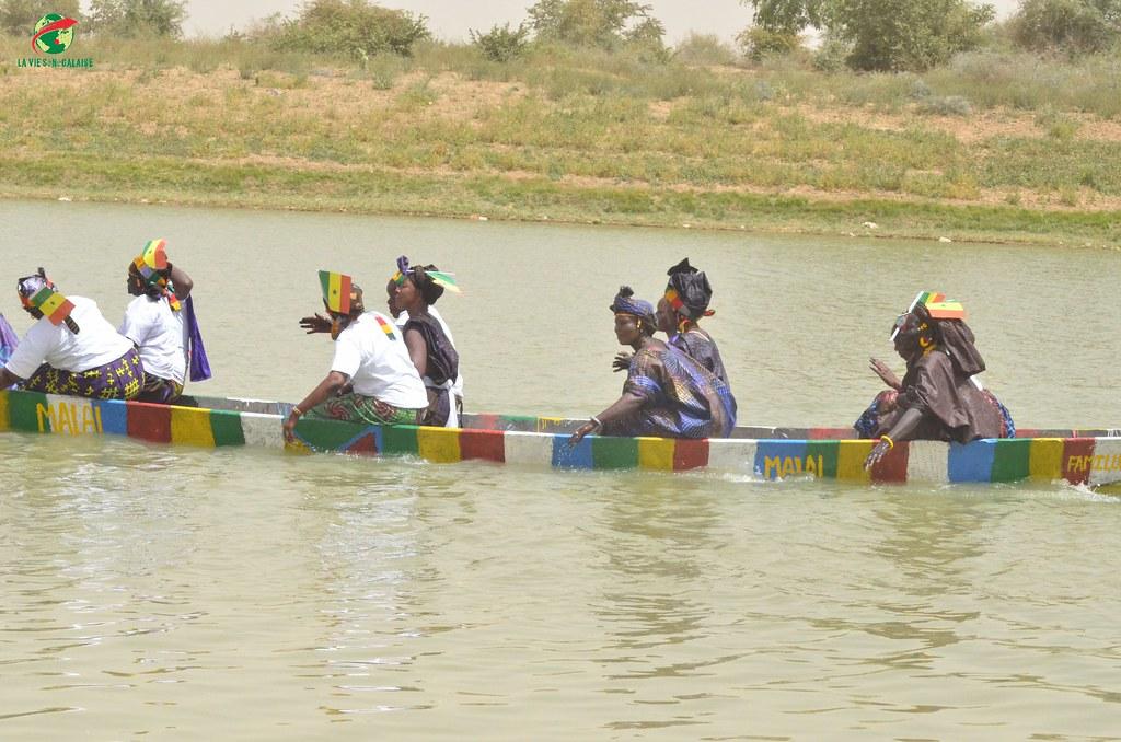 Inauguration d'infrastructures  de base à Mbakhna Par la Fondation SONATEL (129)