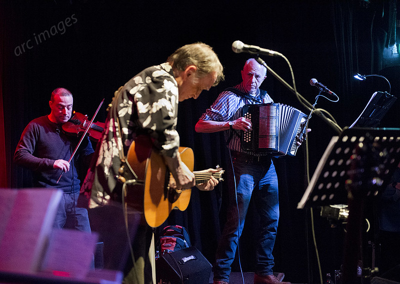 Dave Swarbrick Tribute Concert, Trades Club, Hebden Bridge, 18/01/18