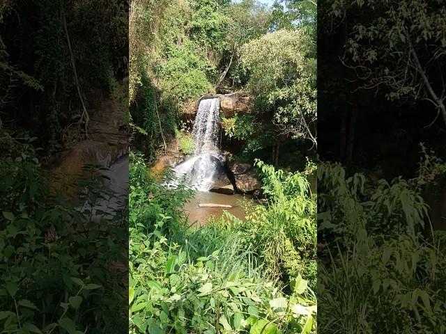 Cachoeira do atalho em Porto Firme MG