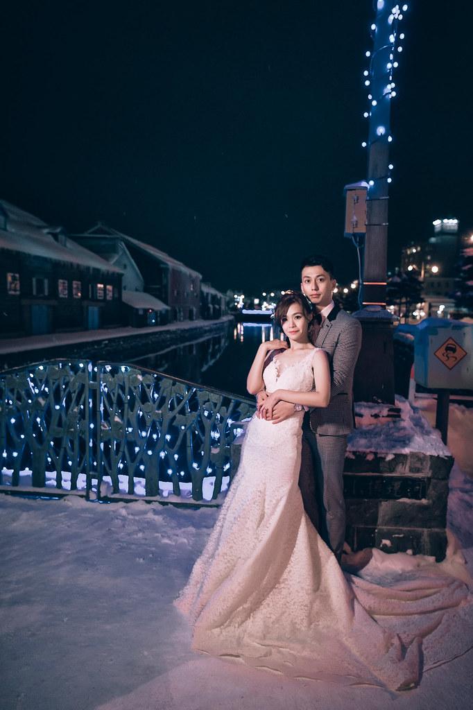 海外婚紗| 維恩 & 梅梅 | 北海道婚紗