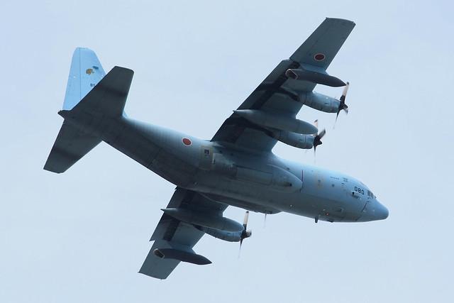 C-130H 85-1080 第1輸送航空隊 第401飛行隊 IMG_3126_2