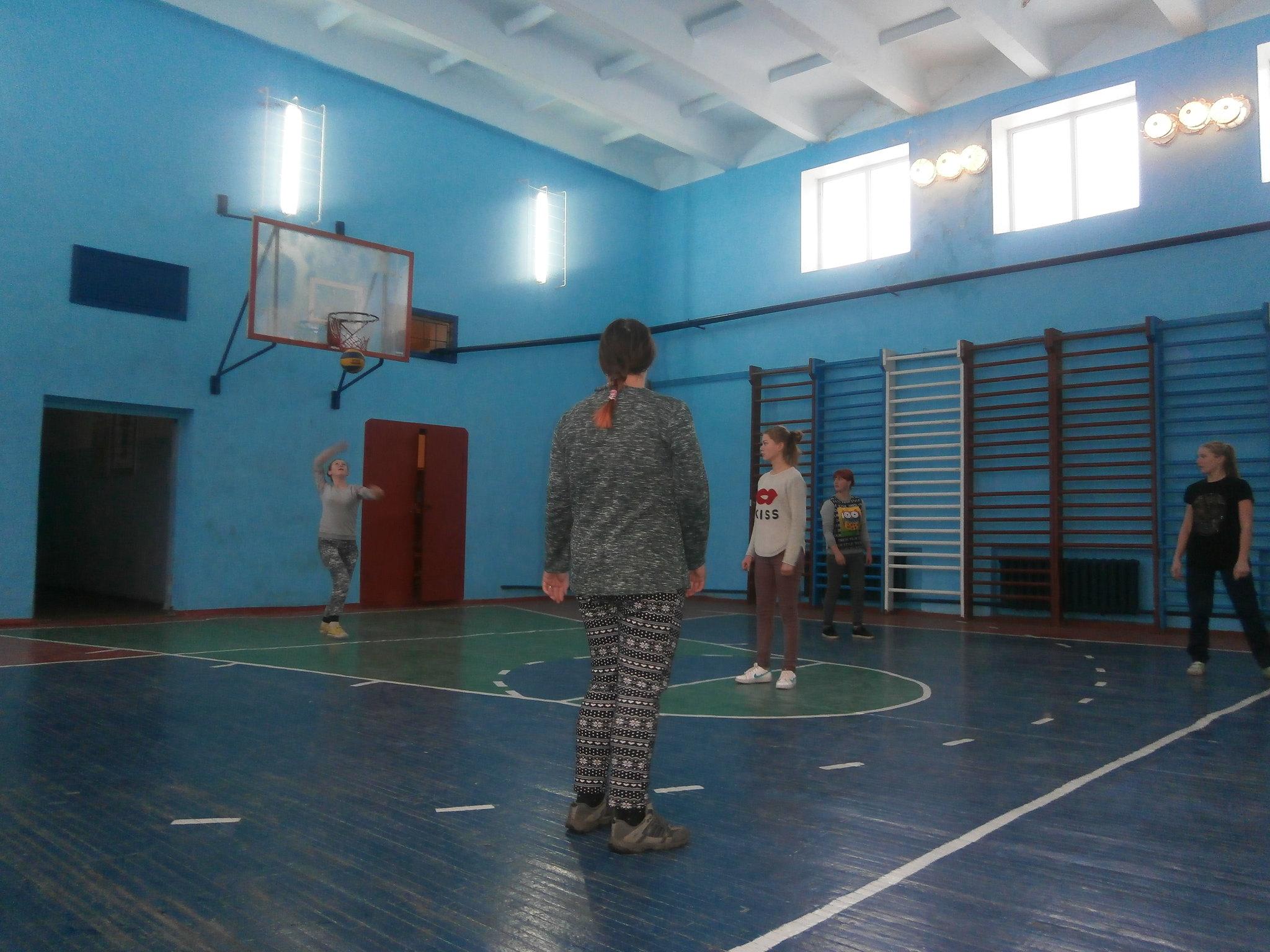 Першість ліцею з волейболу