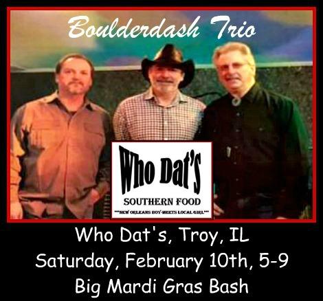 Boulderdash Trio 2-10-18