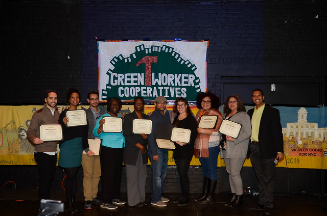 2017 Fall Co-op Academy Graduation