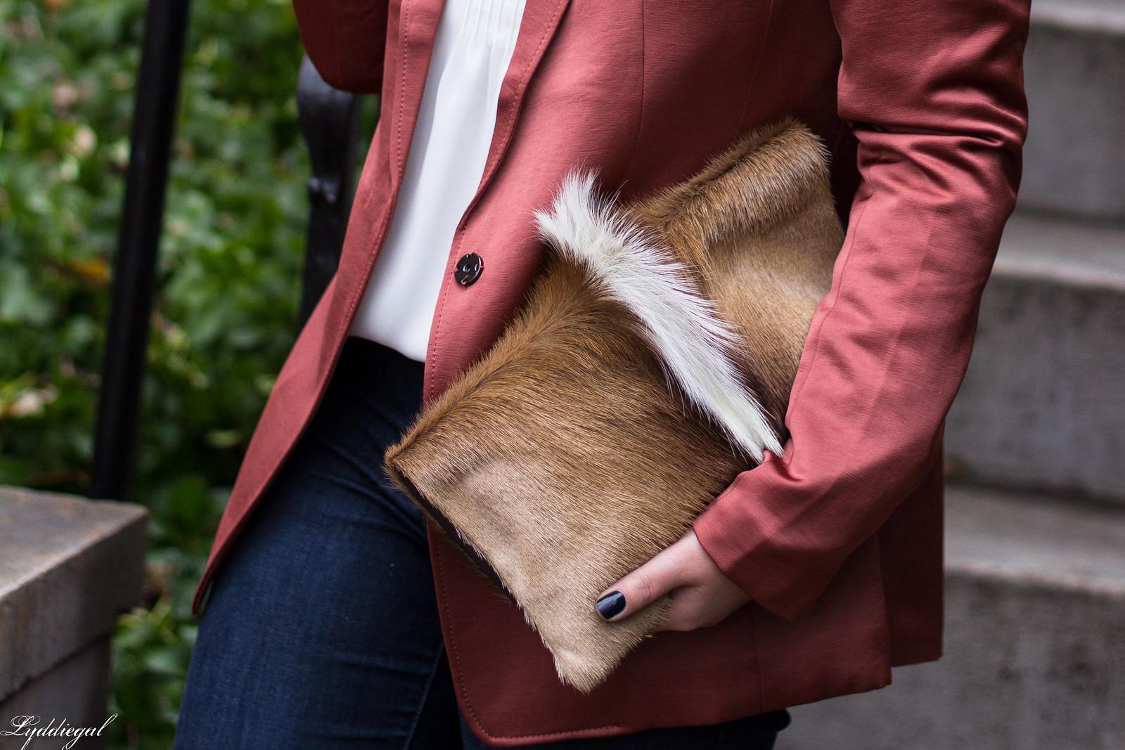 rust silk boyfriend blazer, springbok clutch, lace blouse-15.jpg