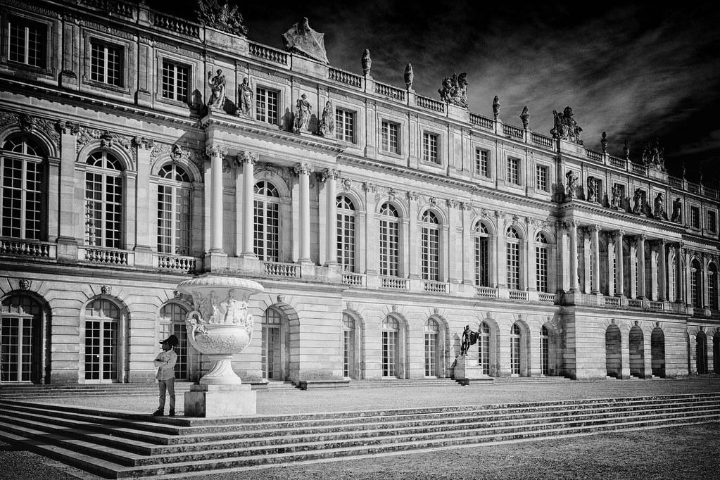le gardien de Versailles