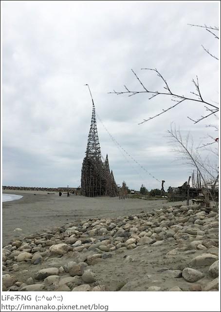 台南景點-漁光島