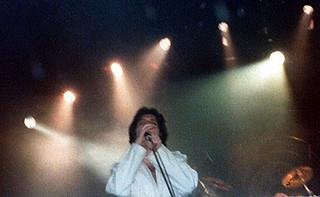 Queen live @ Springfield - 1977