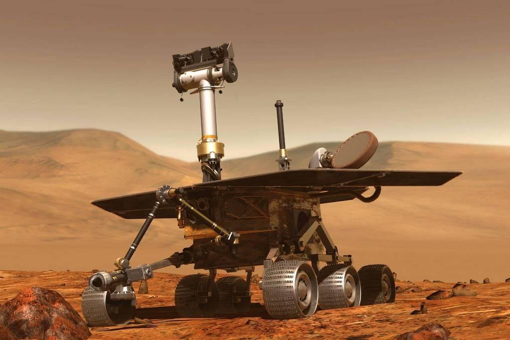 Le responsable de la protection planétaire de la NASA suggère de ne pas limiter l'exploration de la vie sur Mars