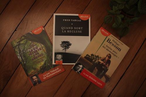 La vie secrète des arbres de Peter Wohlleben // Quand sort la recluse de Fred Vargas // « Arrête avec tes mensonges » de Philippe Besson