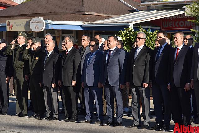 Atatürk'ün Alanya'ya gelişinin 83. yıl dönümü kutlandı-2