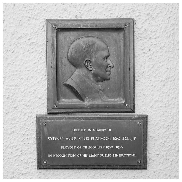 SA Platfoot memorial, Tillicoultry, Fujifilm X-Pro1, XF27mmF2.8