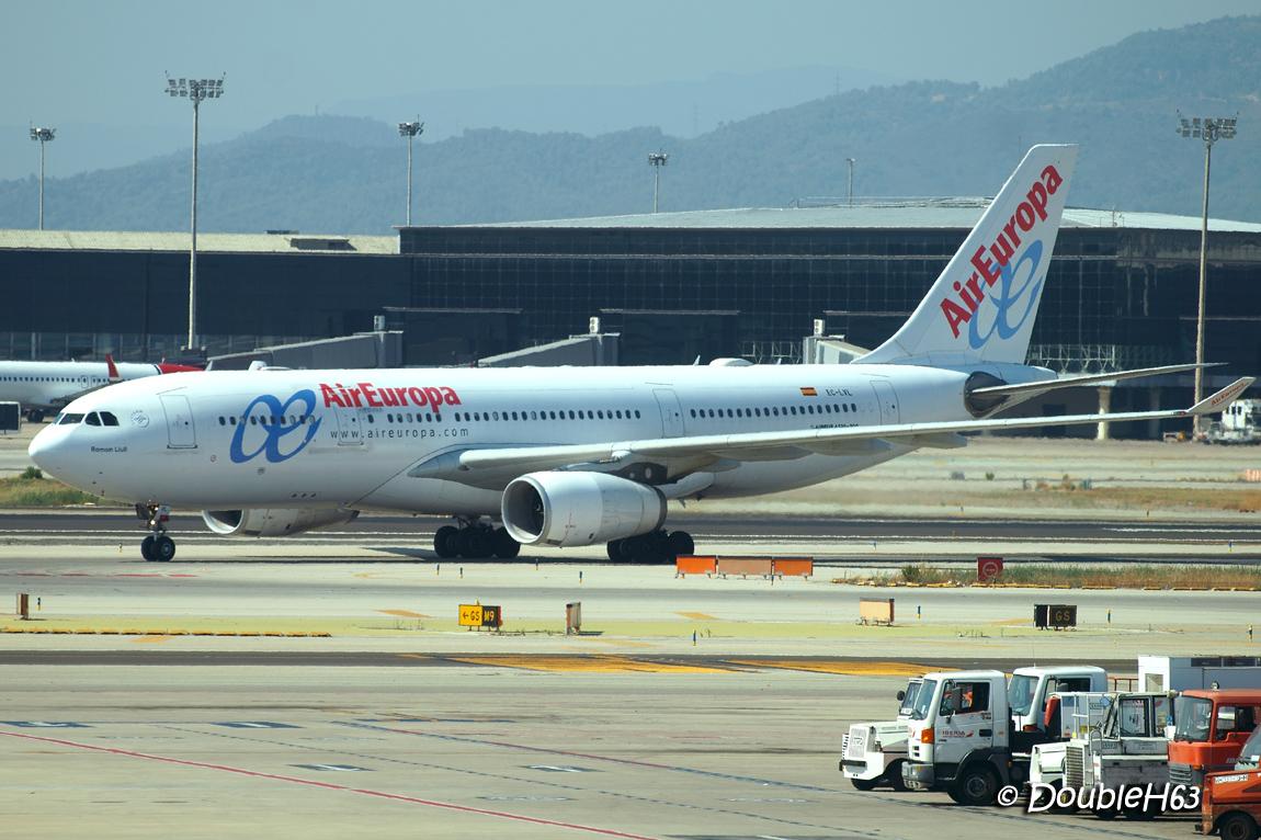 EC-LVL A332 AirEuropa BCN
