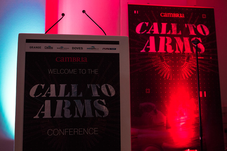 Cambria 'Call To Arms' Conference 2018