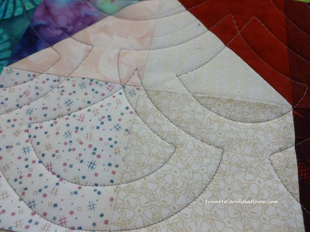 California Thomas Fire Quilts | FromMyCarolinaHome.com