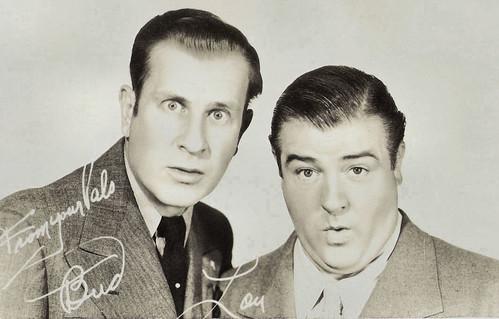 Bud Abbott & Lou Castello