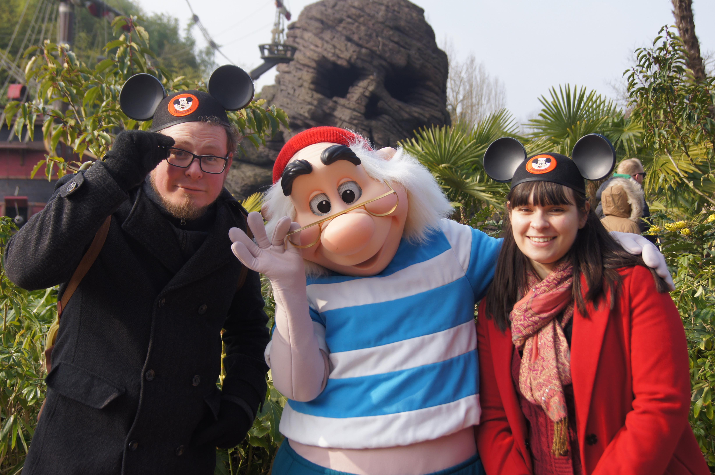 Disneyland Paris Trip - smee