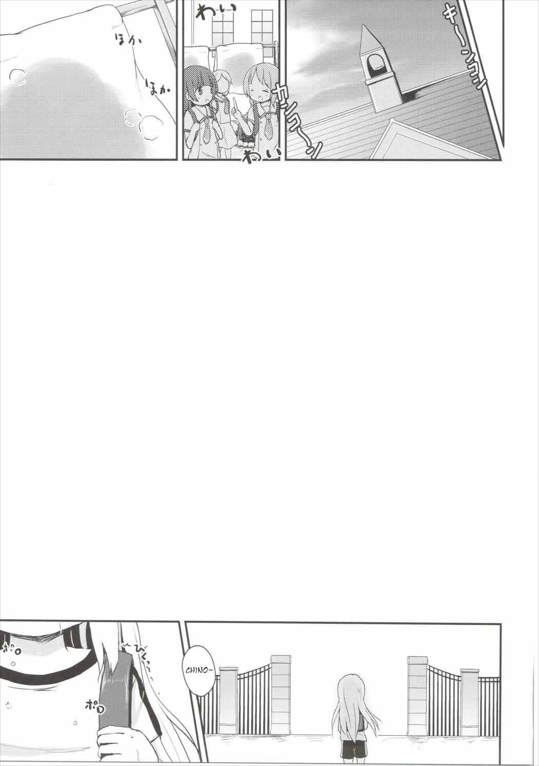 HentaiVN.net - Ảnh 31 - Moshikashite, Chino-chan Onesho Shichatta no?? 2 (Gochuumon wa Usagi desu ka?) - Oneshot
