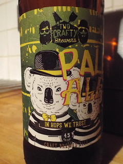 Two Crafty Brewers, Pale Ale, England