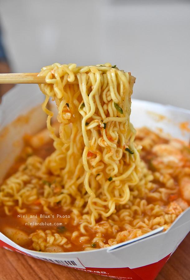 萊爾富 韓國泡麵機16