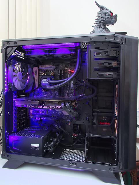 Astaroth: RGB Lighting Update