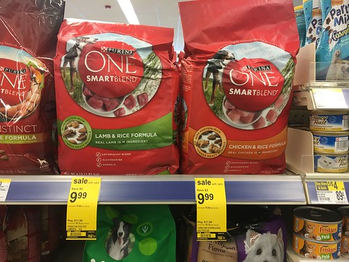 photo relating to Purina One Printable Coupon identified as Help you save further more than 50% off Purina dry canine foods with clean