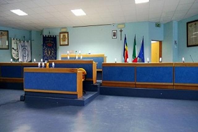 Noicattaro. consiglio comunale 1 intero