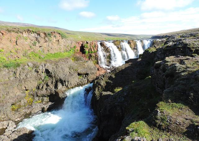 Kolufossar, Northern Iceland