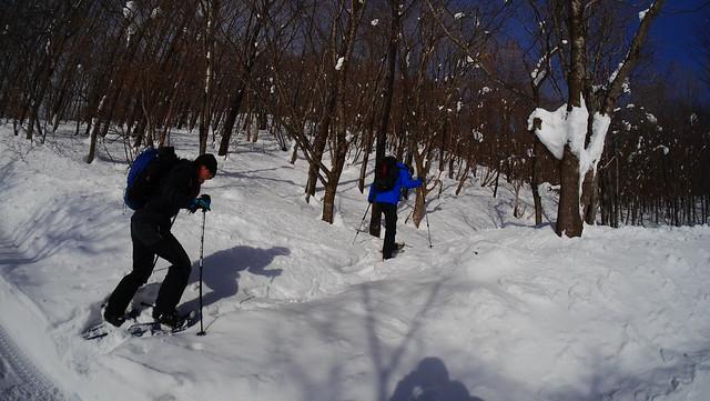 瀞川山スノーシューハイク (3)