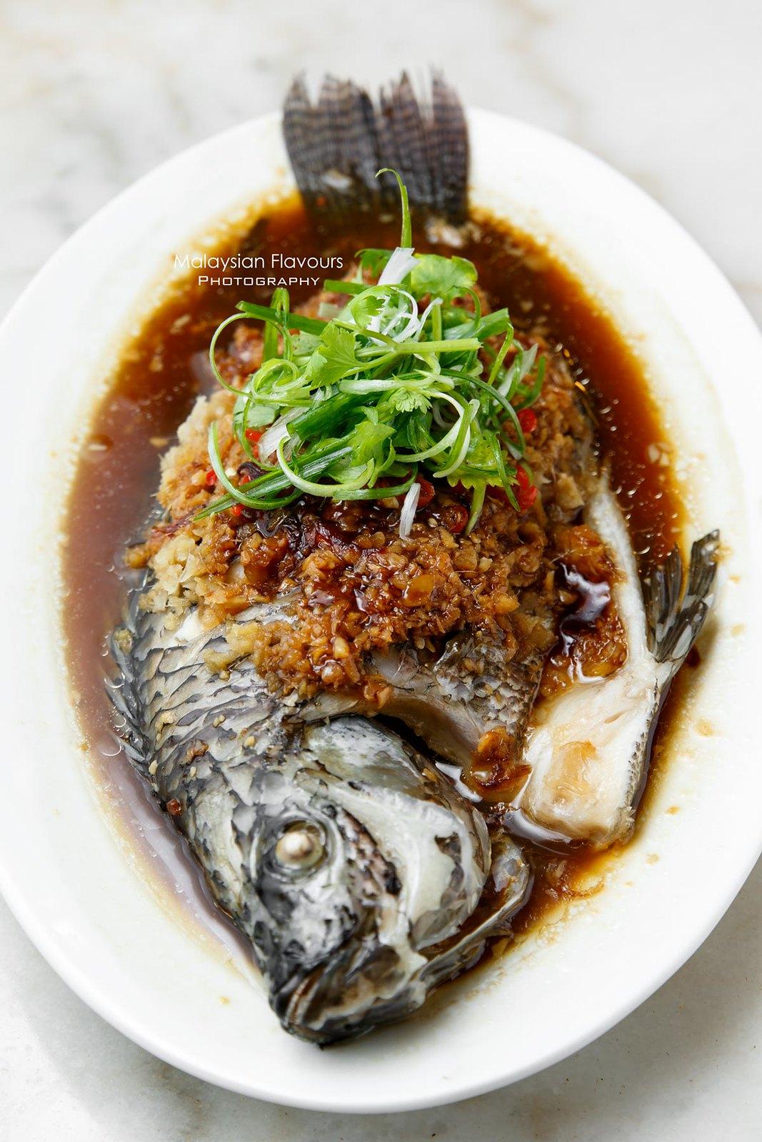 Lan Je Tilapia fish