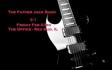 Father Jack Band 2-23-18