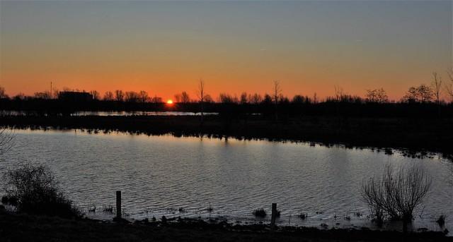 Zonsopkomst  / Sunrise.....25-2-18