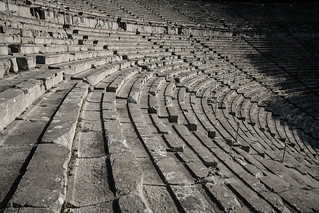 Epidaurus Theater, Greece 3/13/09