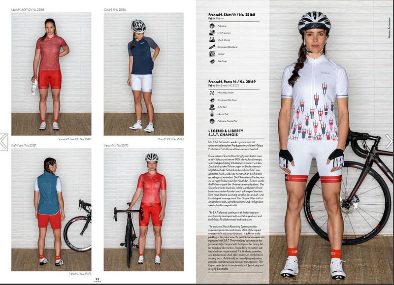 Nueva colección ropa deportiva Maloja verano 2018