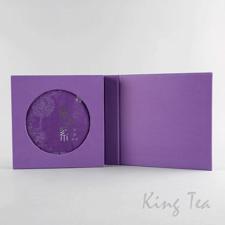 2017 XiaGuan PeiZi 360g Cake Puerh Sheng Cha Raw Tea