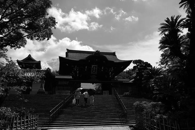 Otani Hombyo、Higashiyama, Kyoto, Japan