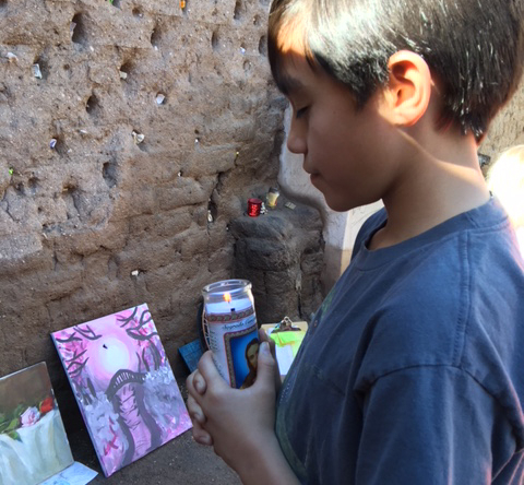 Untold Arizona: El Tiradito